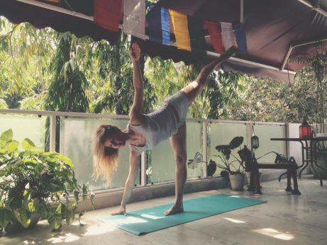 Poselství ásan je přístup Judity Berkové k výuce jógy