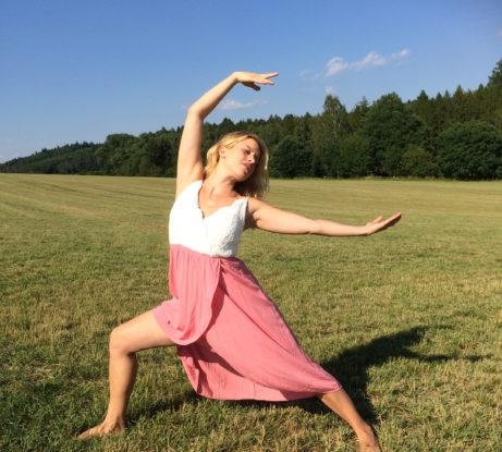 jóga, přijetí, pokora