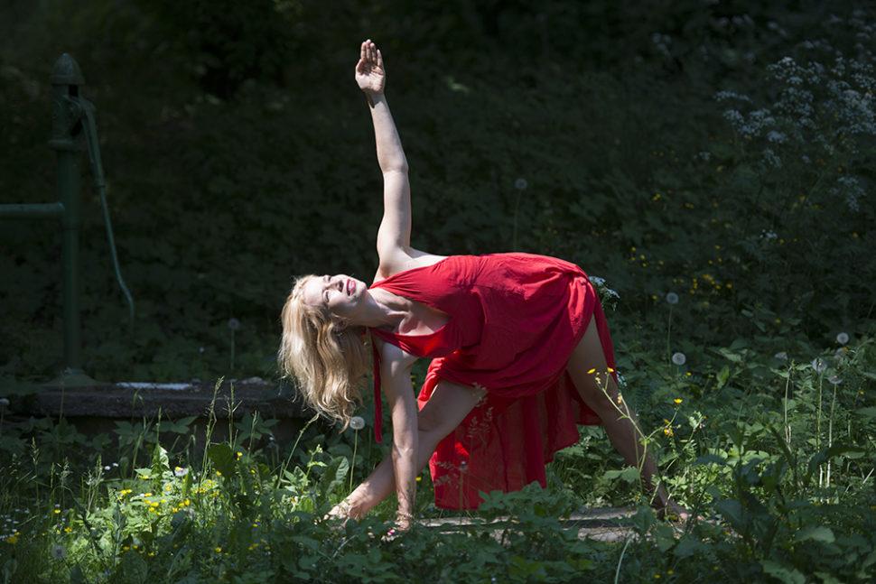 Jóga, tanec, meditace, Judita Berková