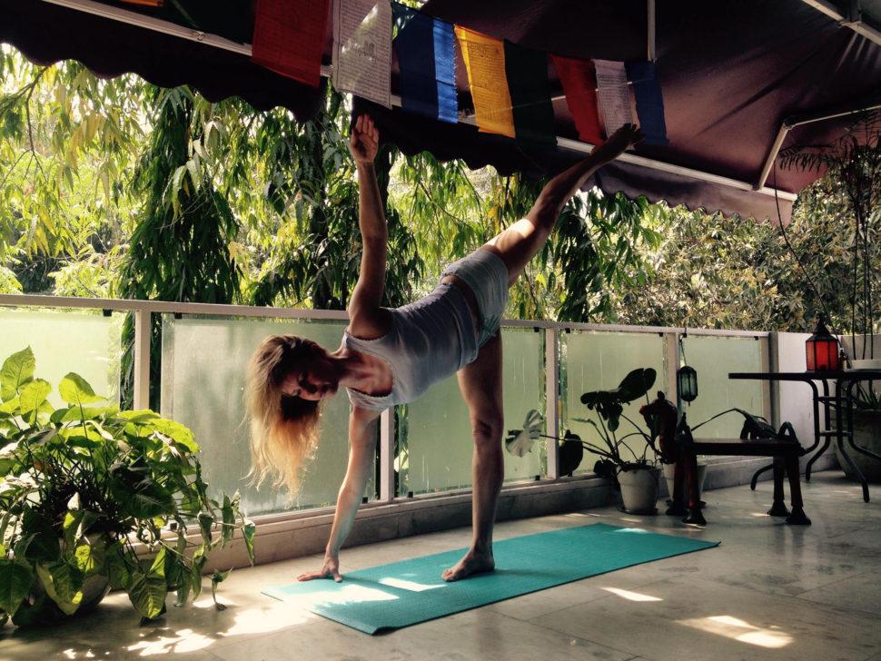 jóga, mysl a tělo