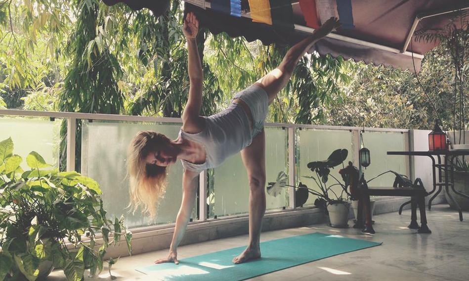 jóga, dech, meditace, pranayama