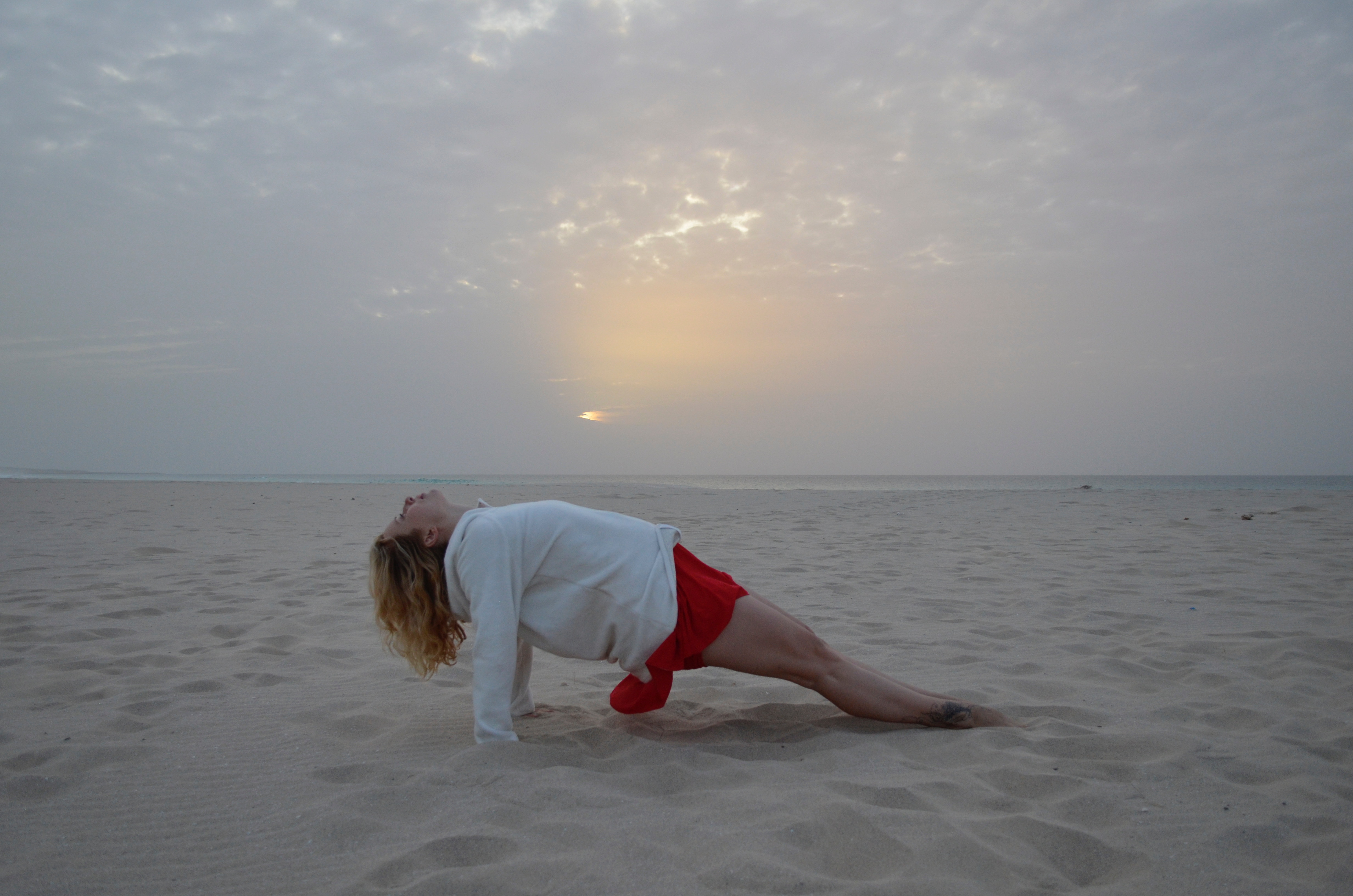 Obrácené prkno: Východ mého slunce