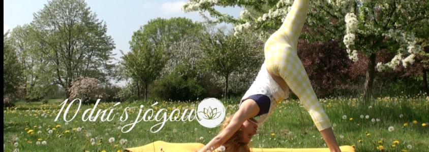 Intenzivní online jógový program podle Judity Berkové