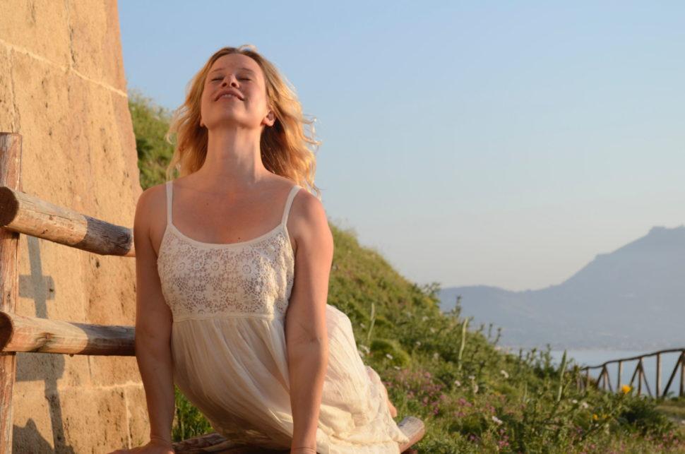 Jóga, dech ameditace vrámci Yoga life Happy life