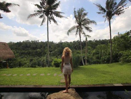 Jóga a meditace na Bali