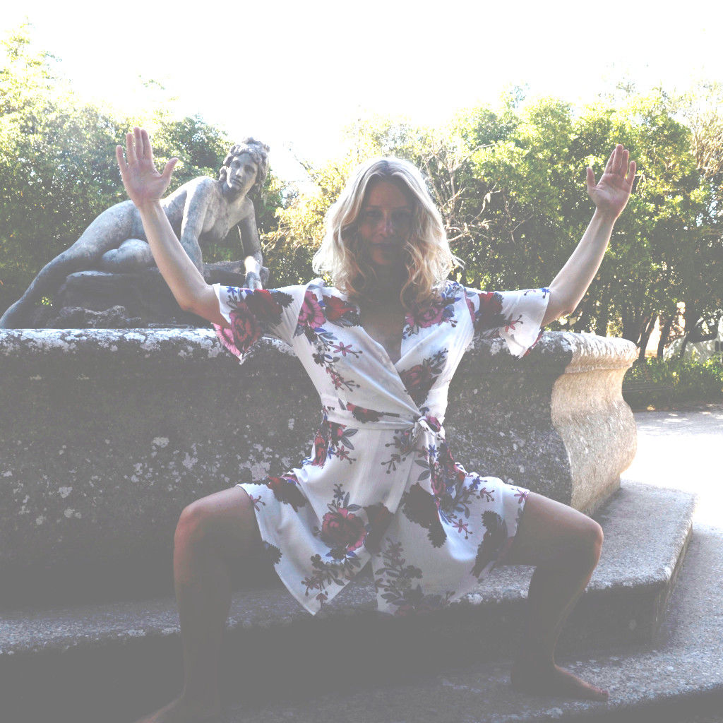 Jóga a jógové plynutí v ženském stylu