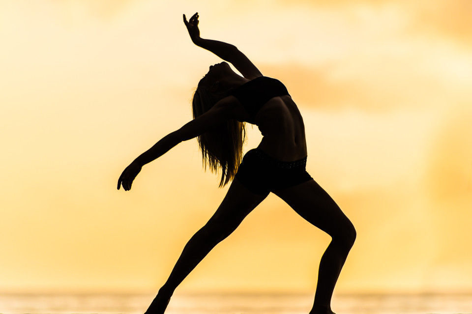 Jógové pobyty s tancem