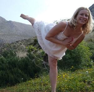 jóga a tanec