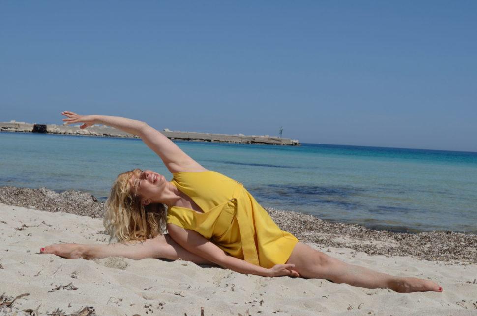 Judita Berková - vlídný přístup k józe