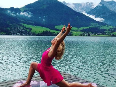 Judita Berková: Když je jóga o prožitku
