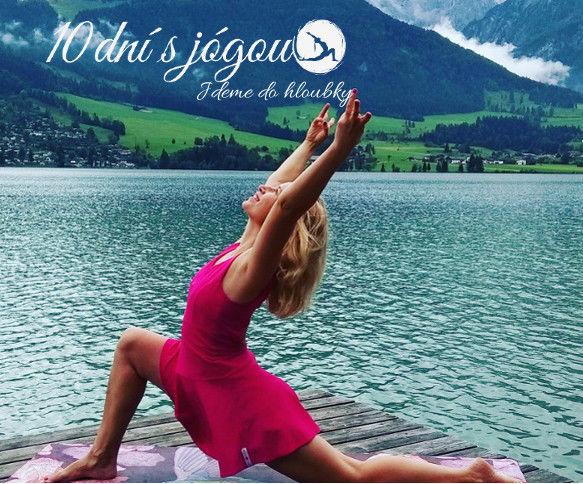 Jóga, dech a meditace do hloubky