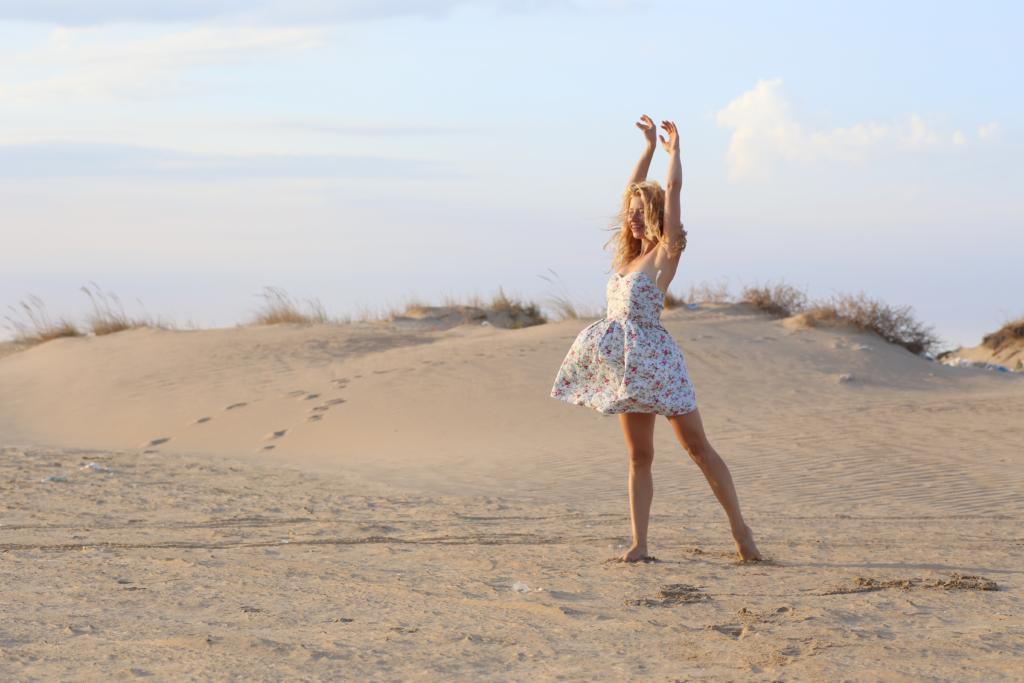 Tanec ajóga ameditace