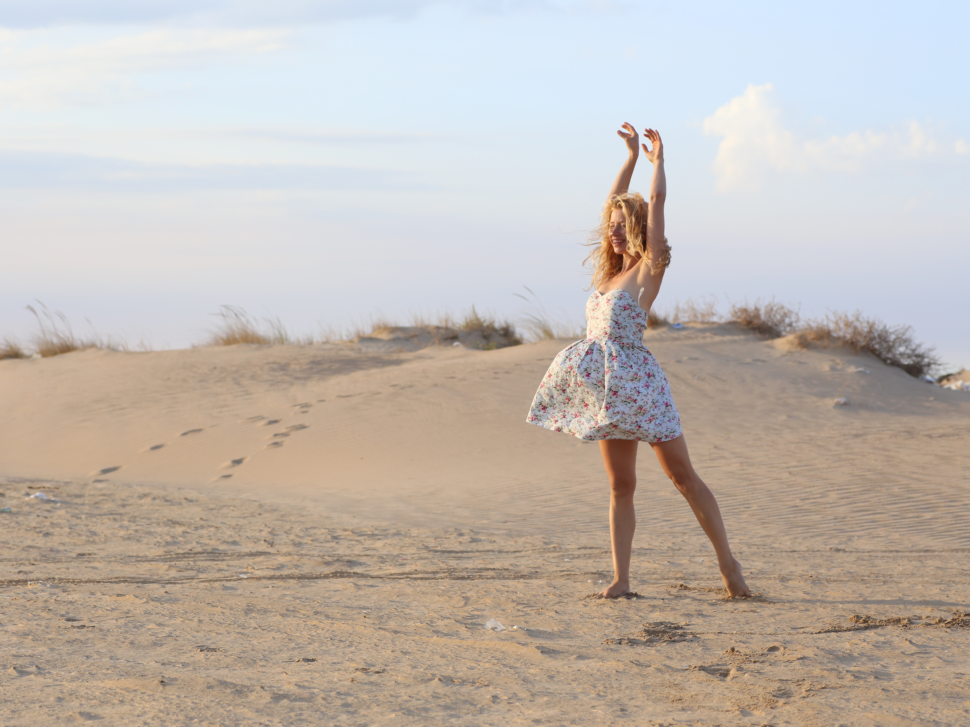 Tanec a jóga a meditace