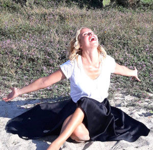 Judita Berková: Jóga atanec
