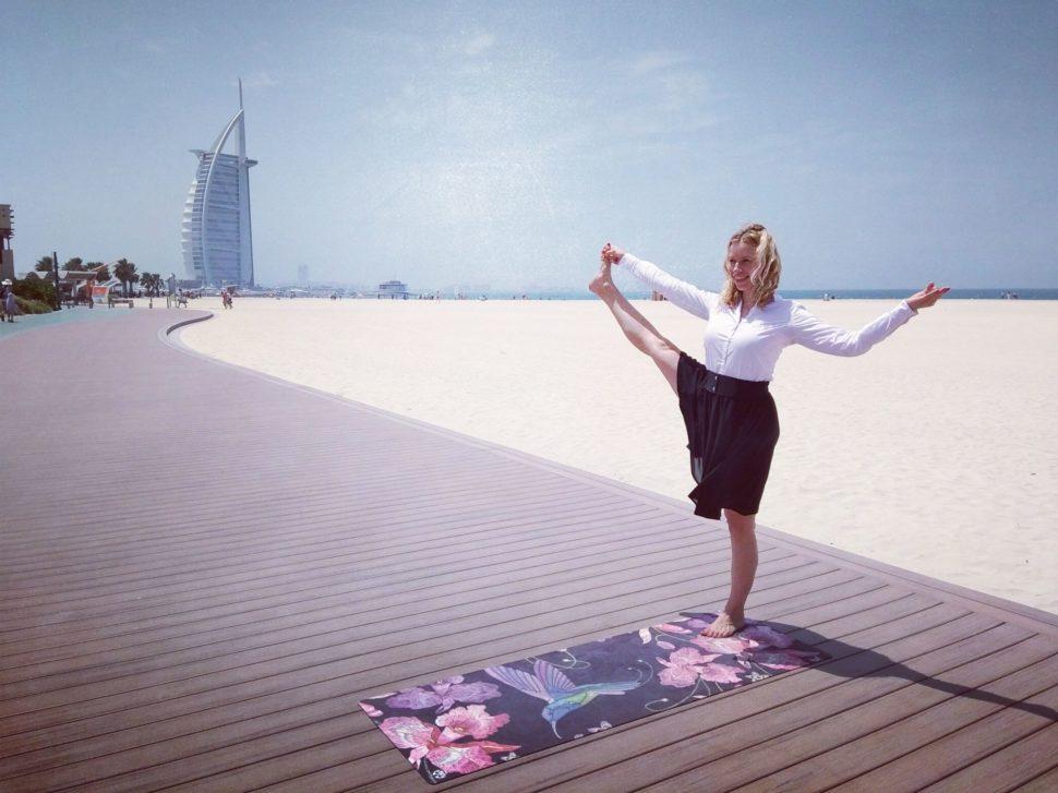 Zážitkové jógové pobyty: Judita Berková