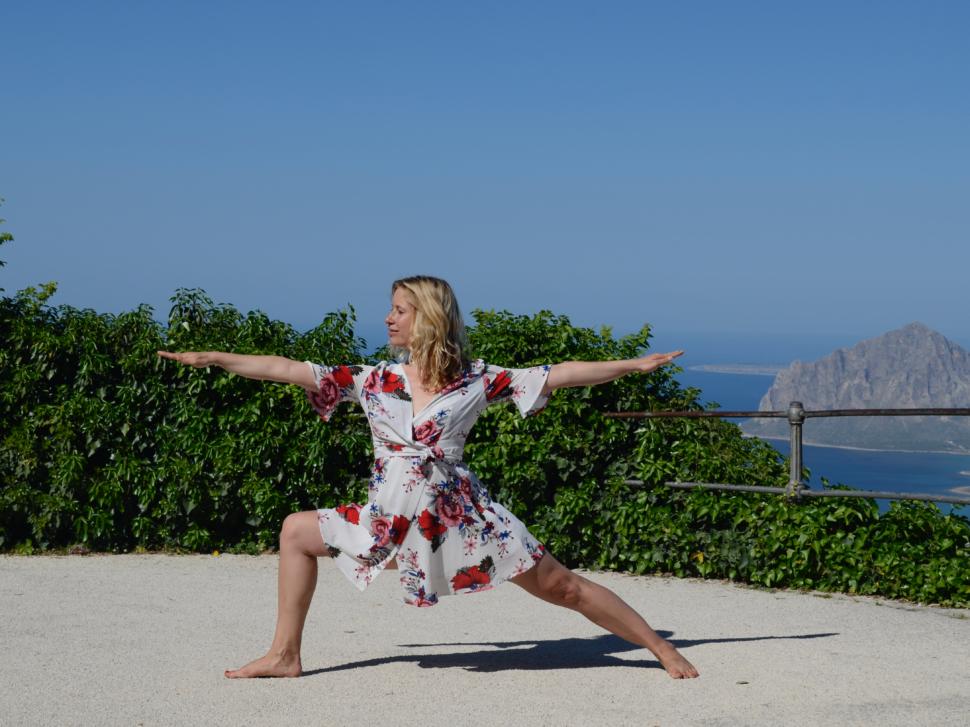 Jóga a meditace: žít jako bojovník