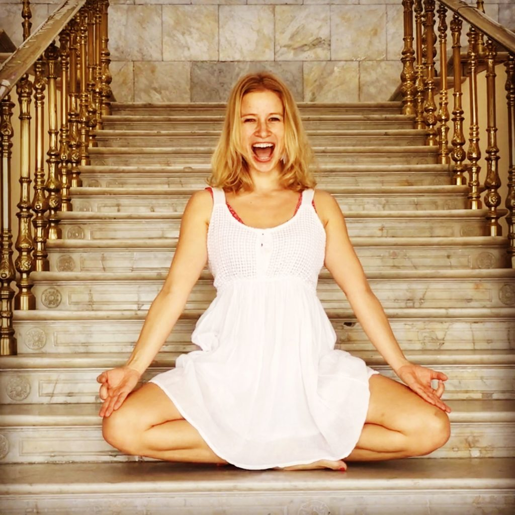 Judita Berková: meditace je stav radosti
