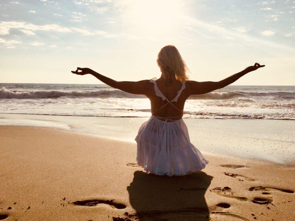 Meditace je barevná aveselá záležitost: Judita Berková