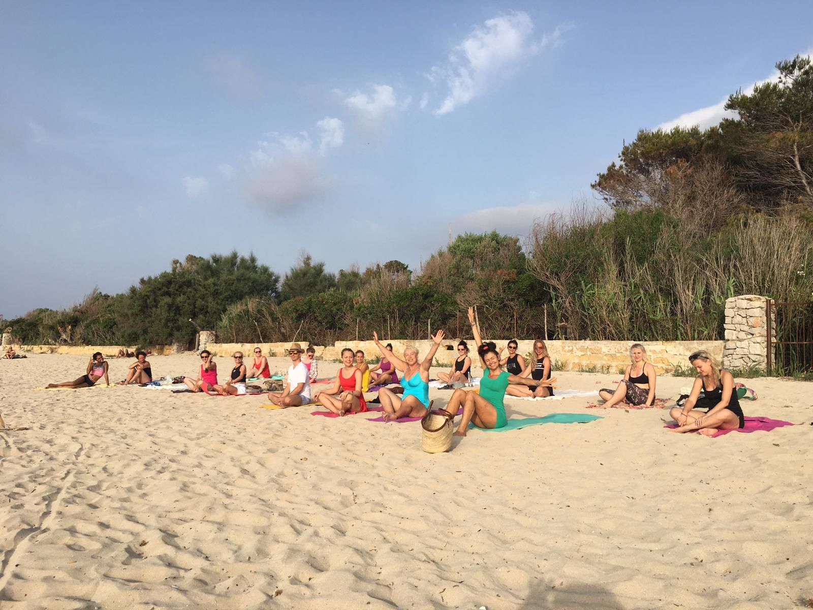 Yoga Life Happy Life Sicílie, jógové pobyty