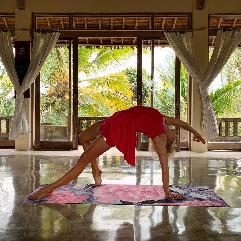 Jóga, meditace vpřírodě, Kostarika