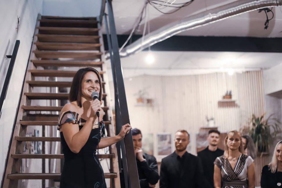 Proslov Kateřina Juřenčáková