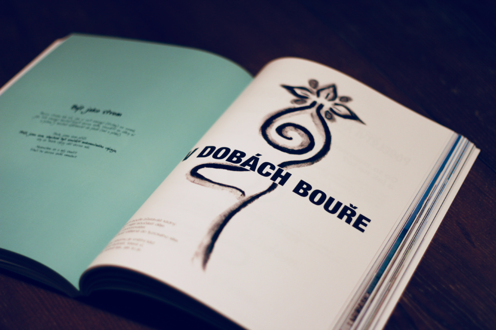 Kniha ojóze, Judita Berková