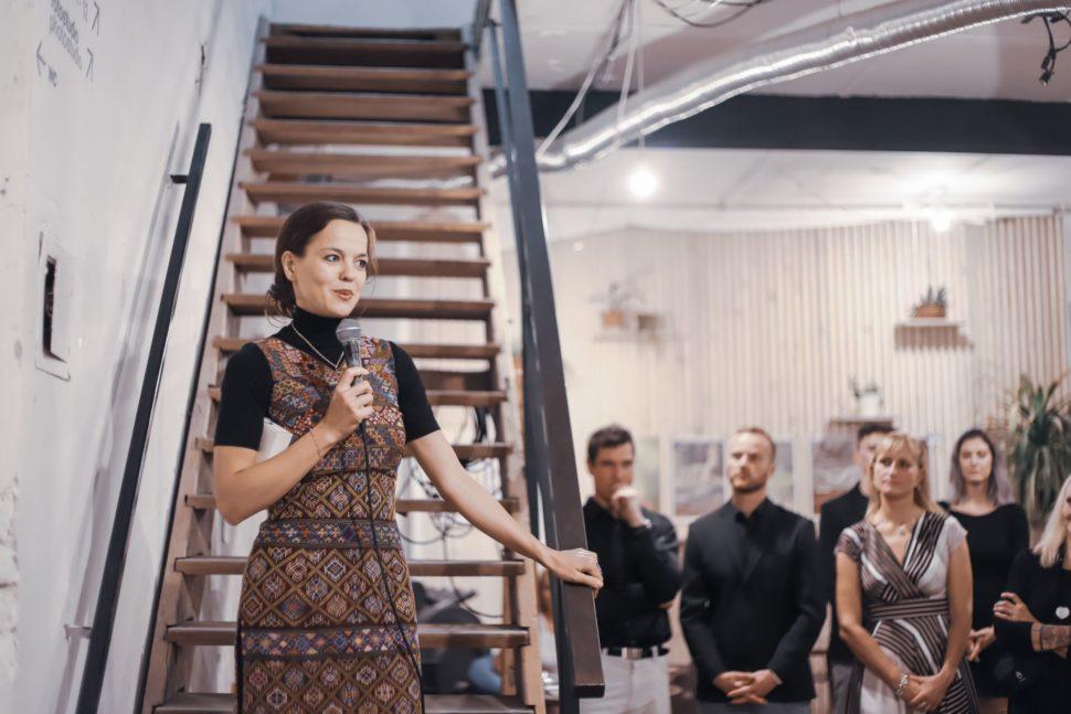 Proslov Lilia Khousnoutdinova nakřtu knihy Poselství ásan