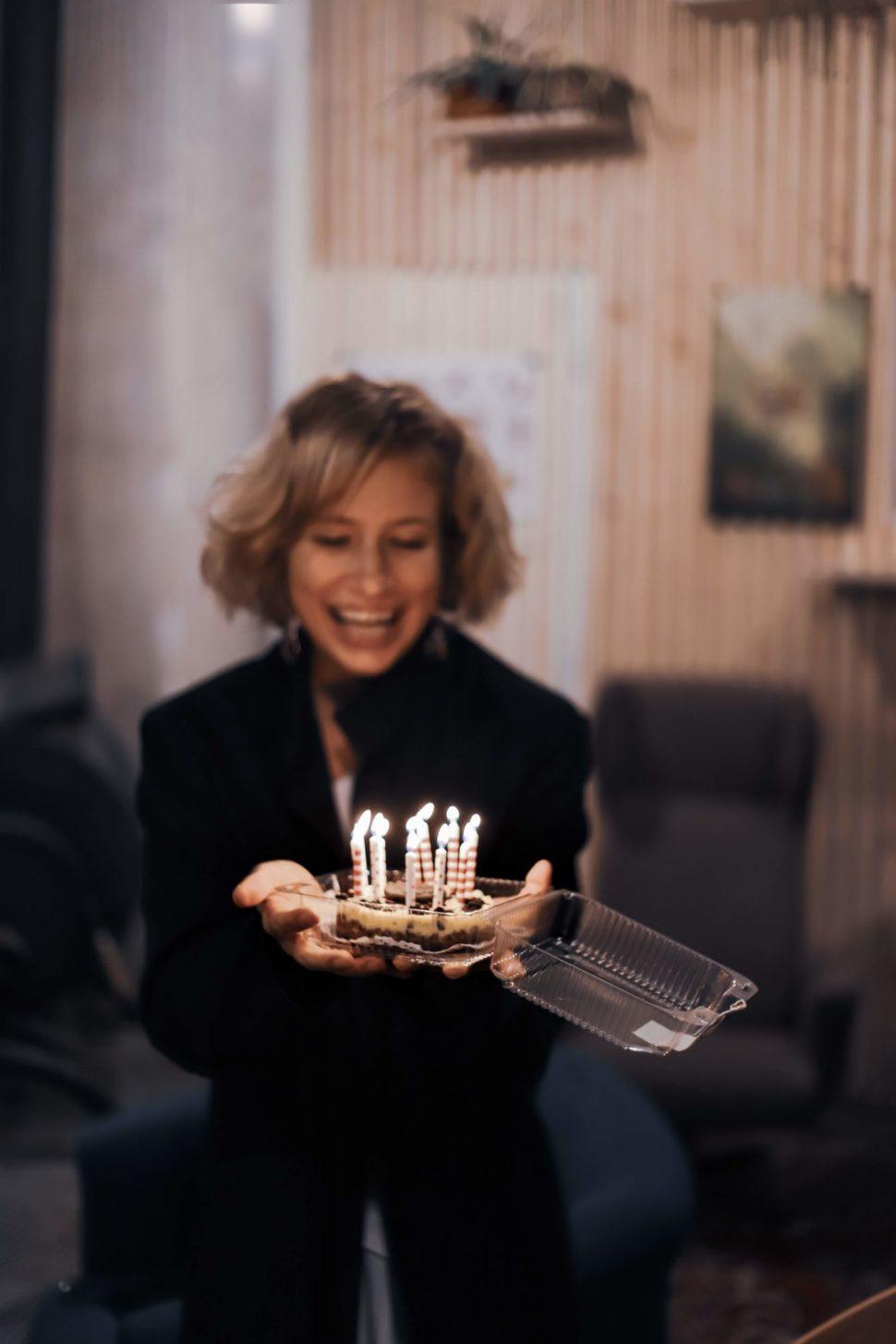 Judita Berková narozeniny