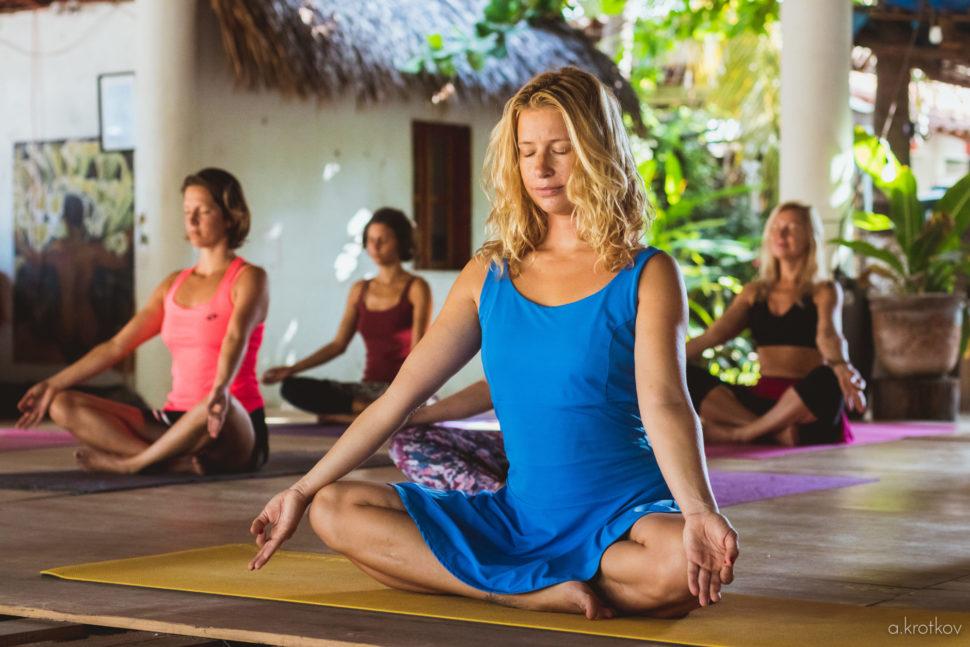Meditace vMexiku Judita Berková