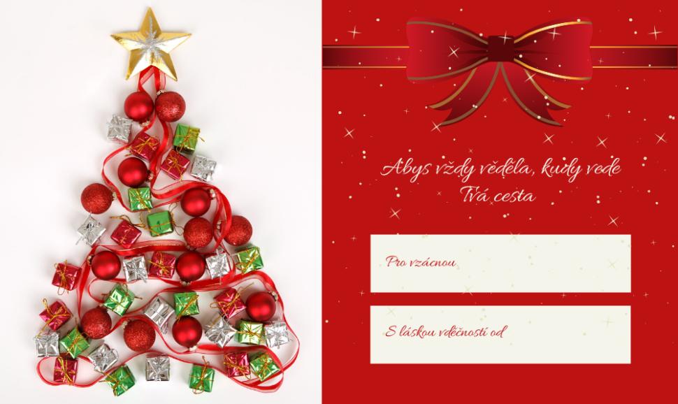 Jógové Vánoce, nejkrásnější dárek