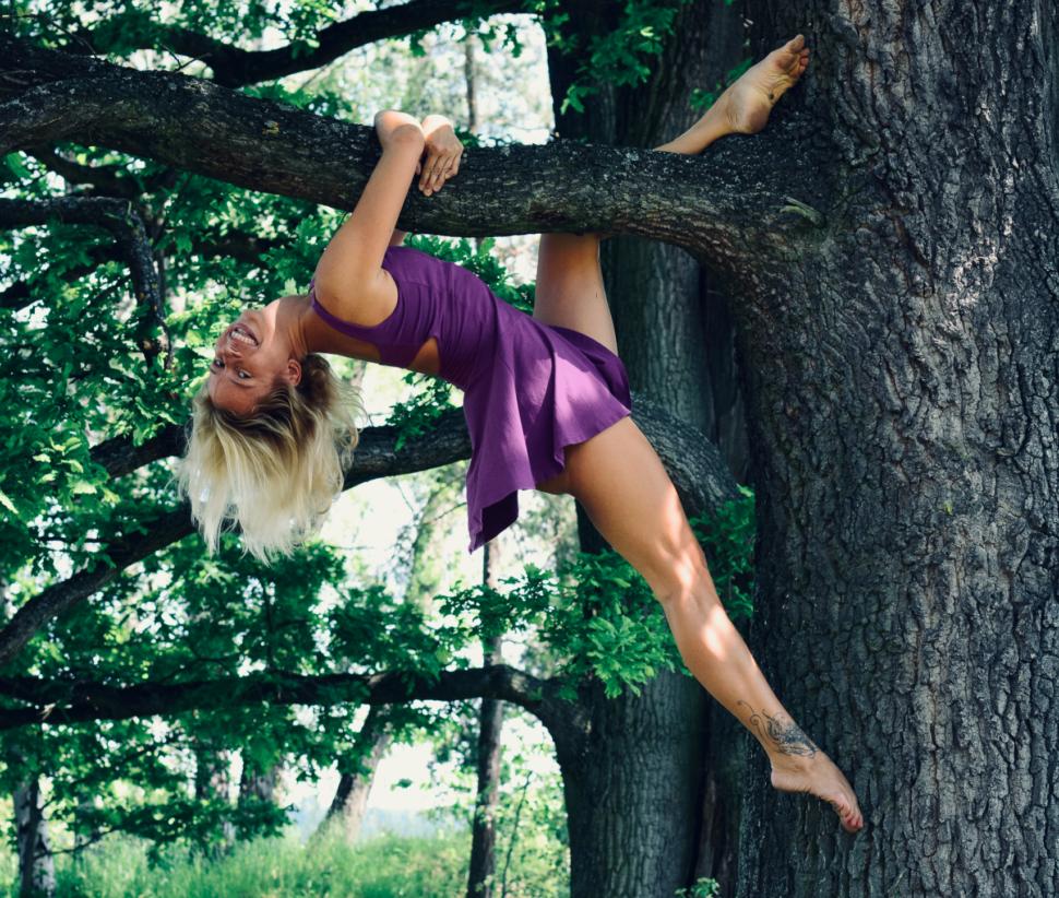Judita Berková, jógová praxe jinak