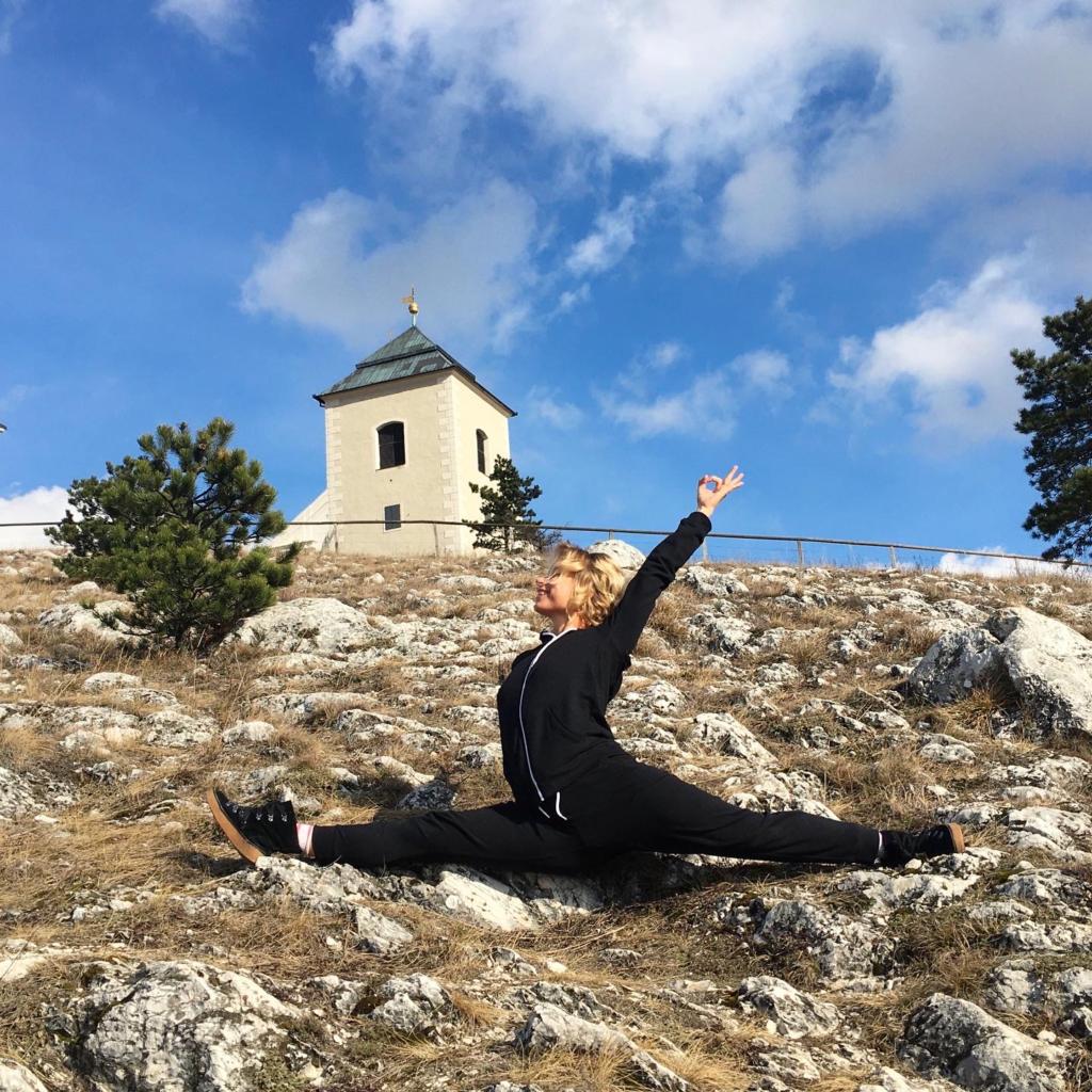 Judita Berková: mé tělo je můj učitel