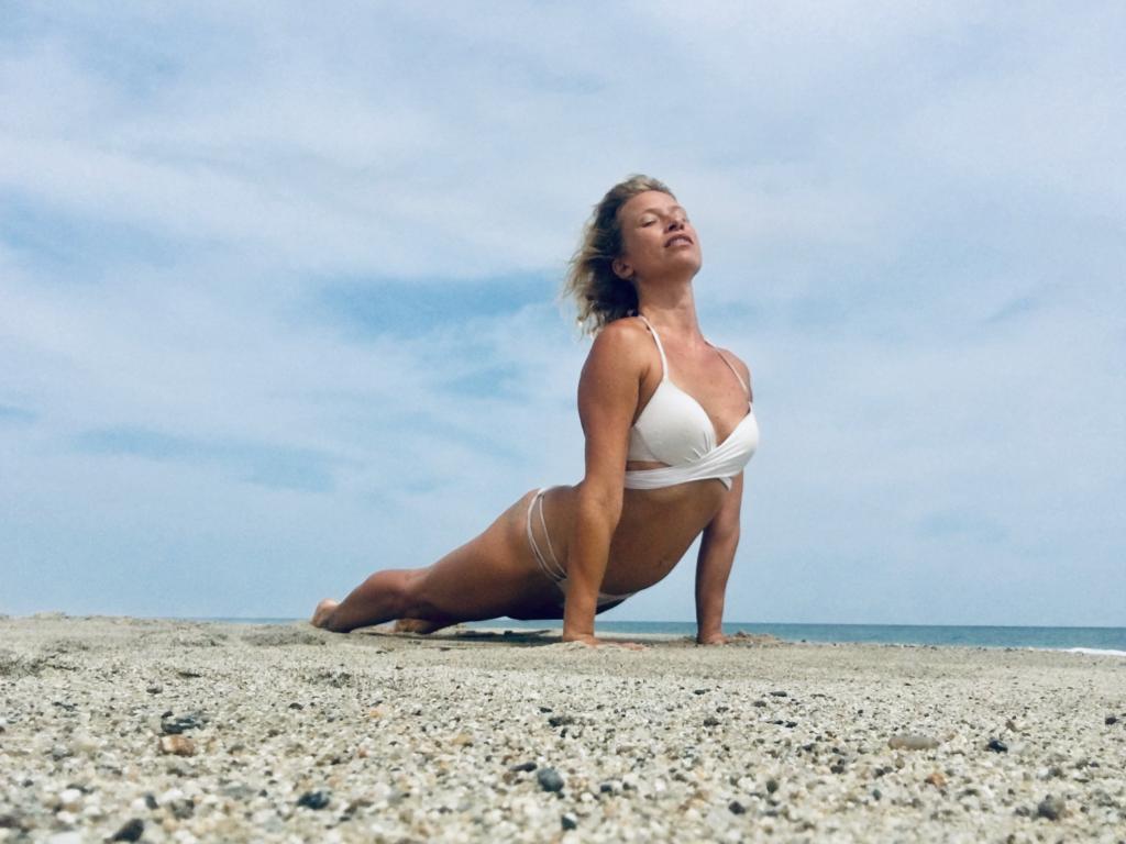 Judita Berková: duchovní jóga ameditace