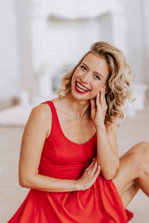 Judita Berková: jóga ameditace