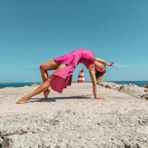 Judita Berková: jógový výcvik Jak se sledují znamení