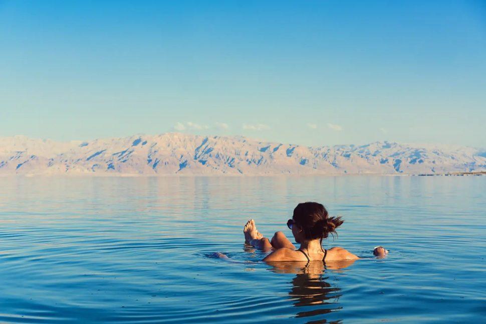 Jógový pobyt uMrtvého moře sJuditou Berkovou