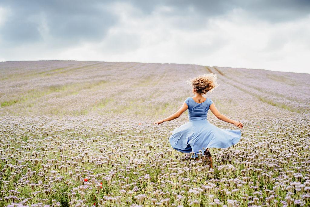 Princip radosti zpohybu. Jóga, meditace, tanec, Judita Berková.