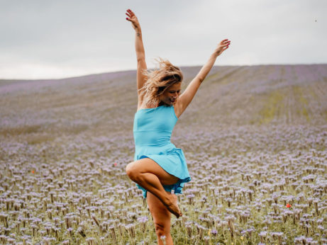 Judita Berková radost ze života